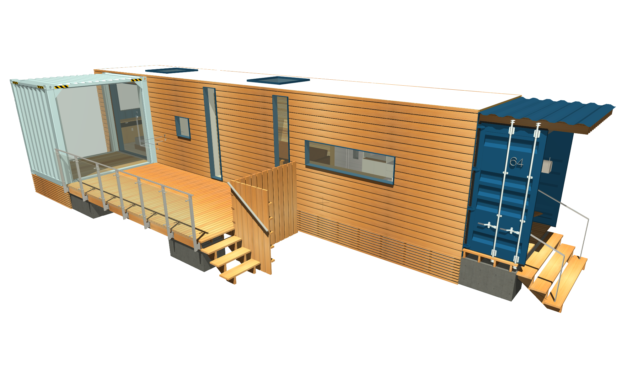 Container Prefab
